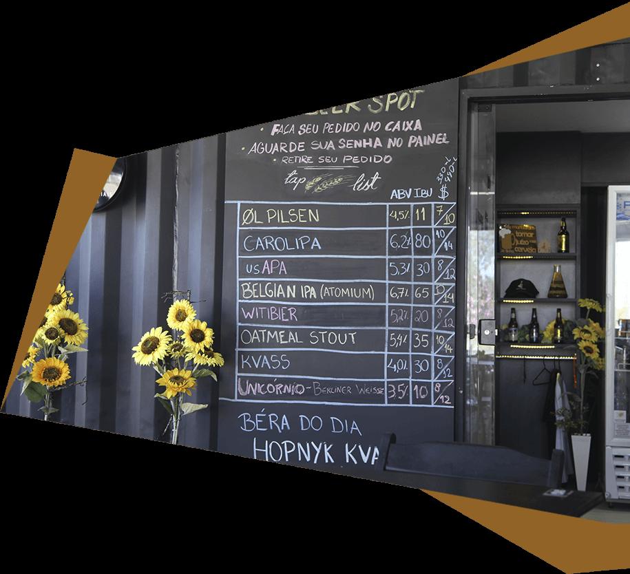 ØL Beer - SpØt Bar