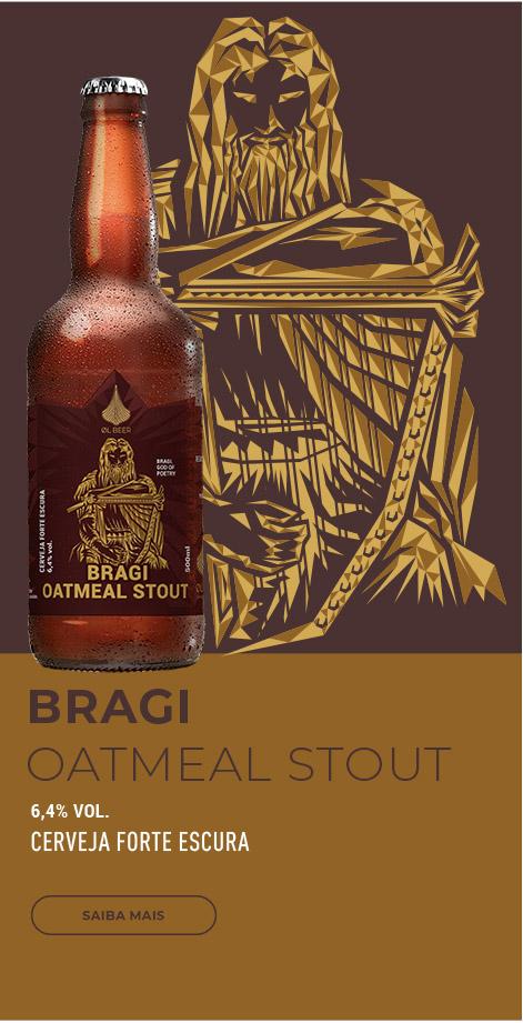 Bragi - Oatmeal Stout
