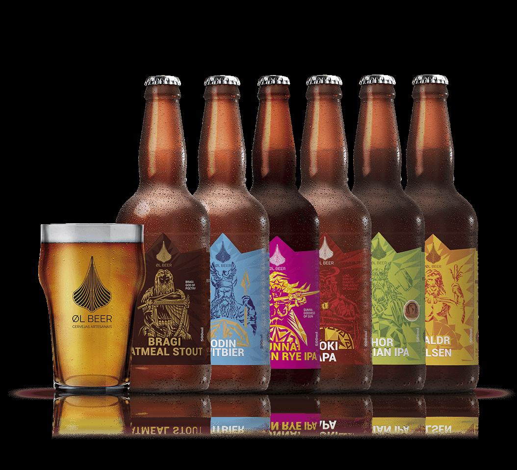 Cervejas ØL Beer