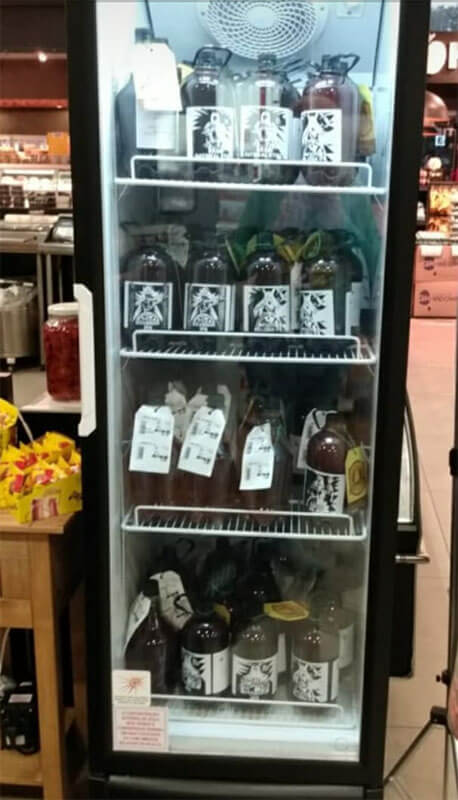 geladeira expositora Ol Beer